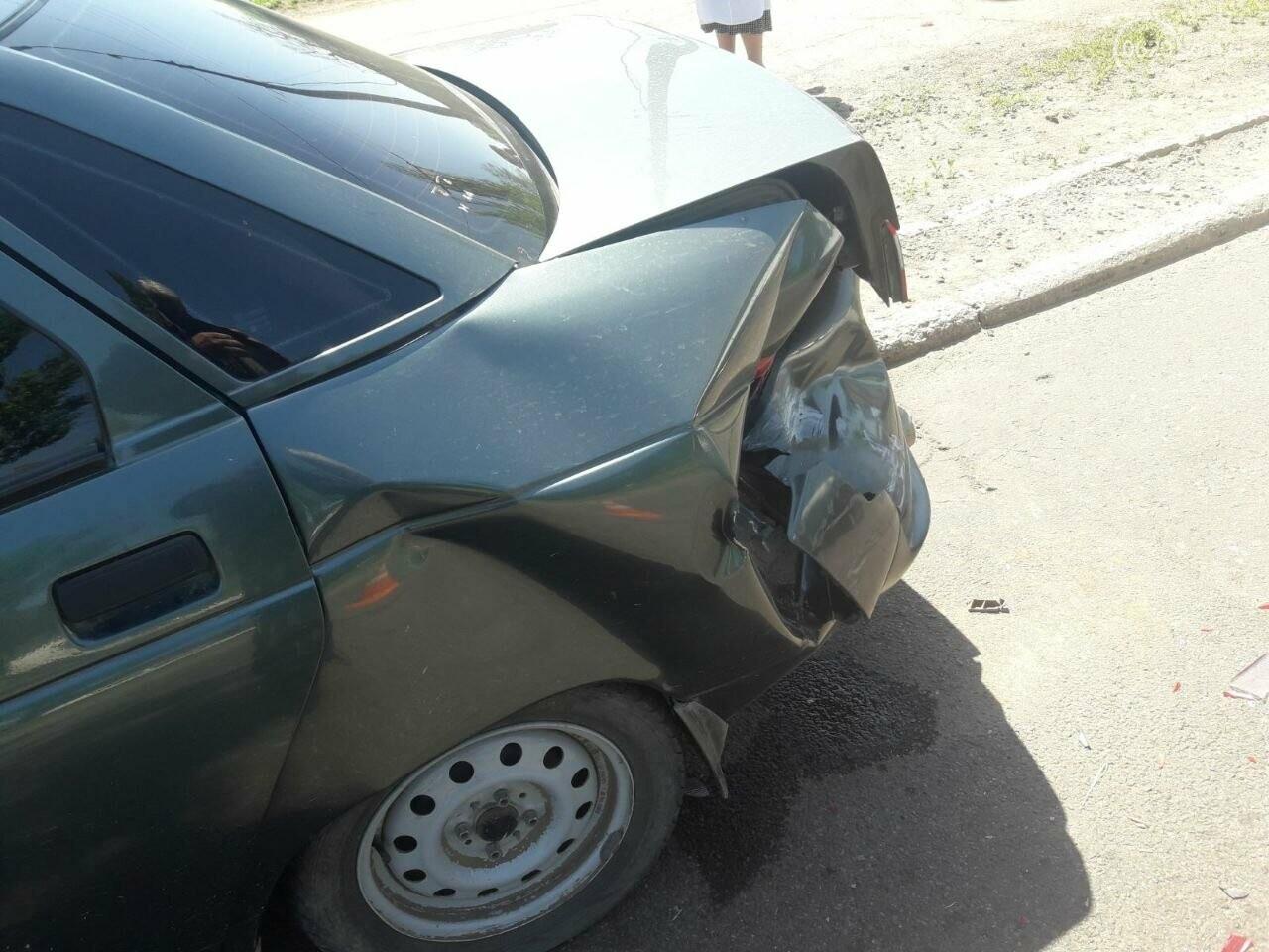 """В 11 раз больше! В Мариуполе пьяный водитель """"Жигули"""" протаранил 3 автомобиля, - ФОТО, фото-4"""