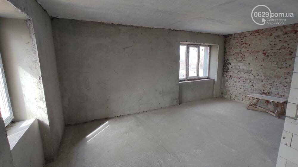 Из общежития в новострой. В Мариуполе появился загадочный дом, - ФОТО, фото-9