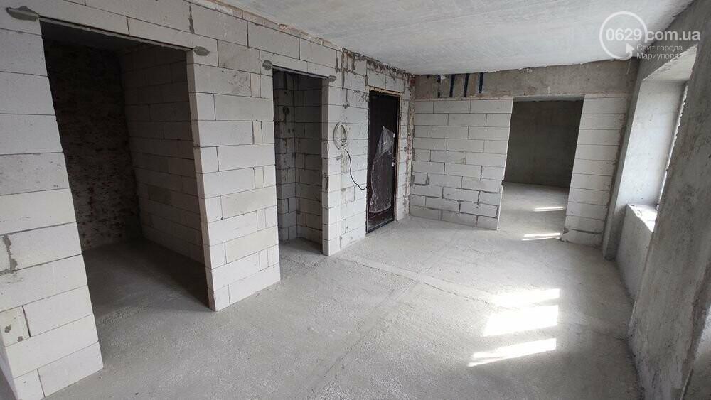Из общежития в новострой. В Мариуполе появился загадочный дом, - ФОТО, фото-8