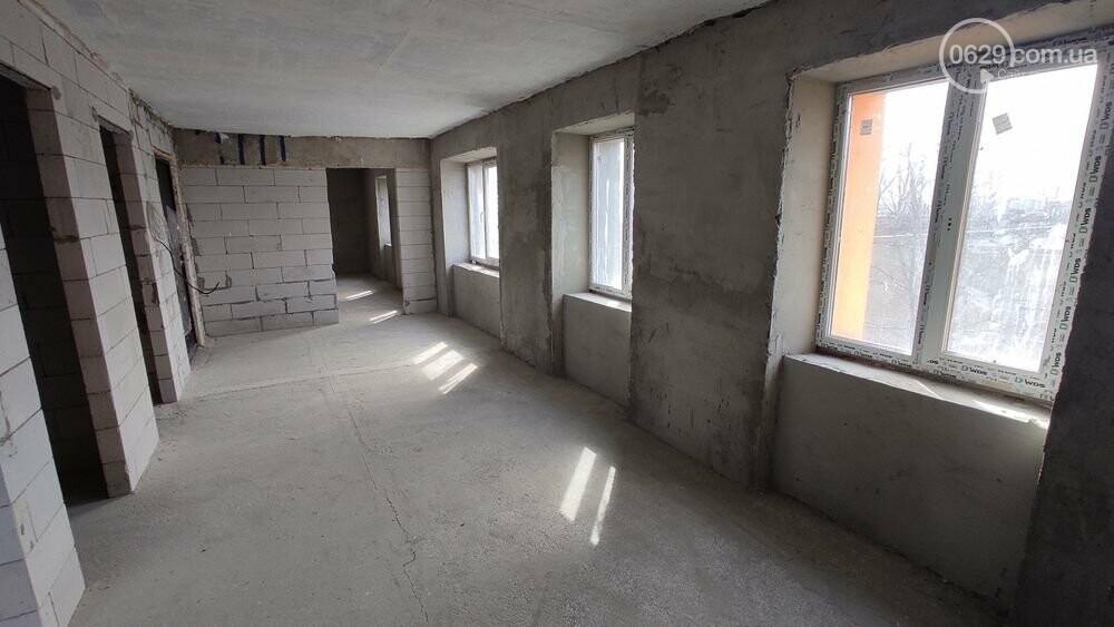 Из общежития в новострой. В Мариуполе появился загадочный дом, - ФОТО, фото-10