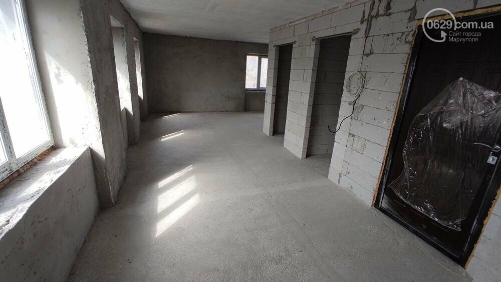 Из общежития в новострой. В Мариуполе появился загадочный дом, - ФОТО, фото-11