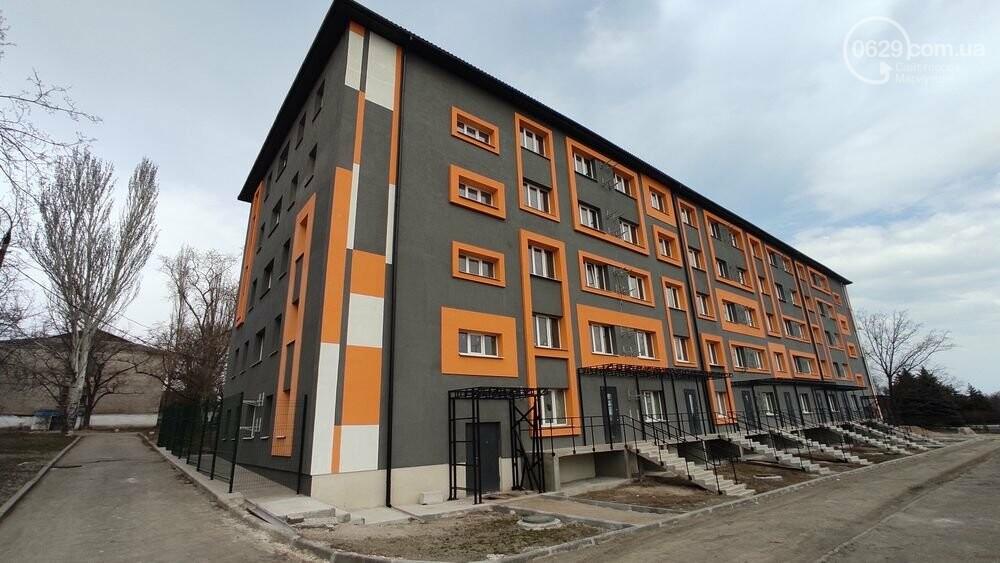 Из общежития в новострой. В Мариуполе появился загадочный дом, - ФОТО, фото-5