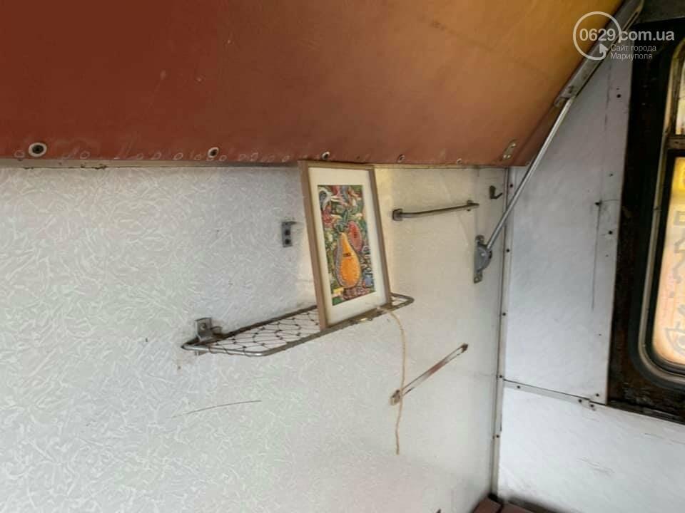 В Мариуполе художники со всей Украины захватили поезд, - ФОТО, ВИДЕО, фото-7