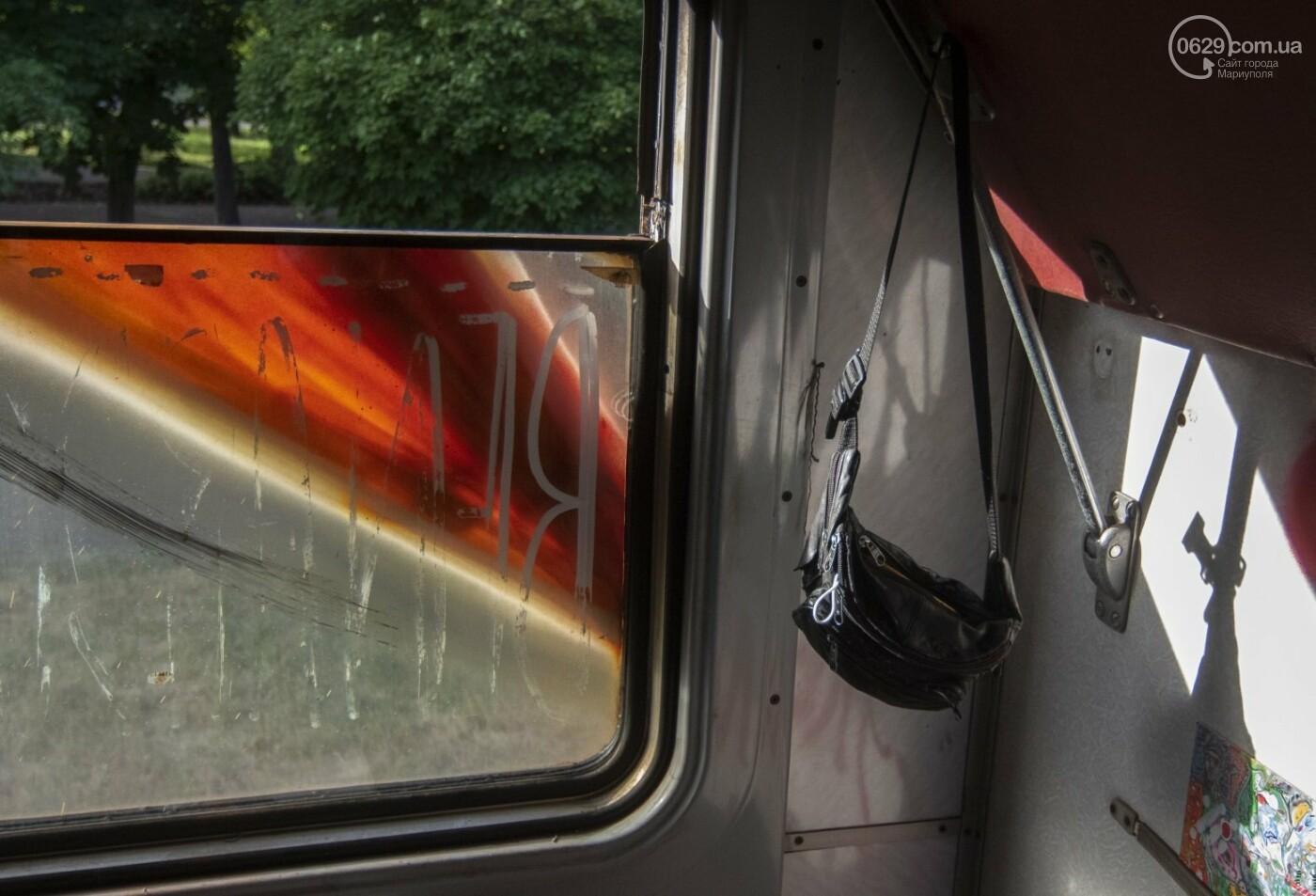 Во что превратили художники старый железнодорожный состав в Мариуполе. 33 фотографии! , фото-26