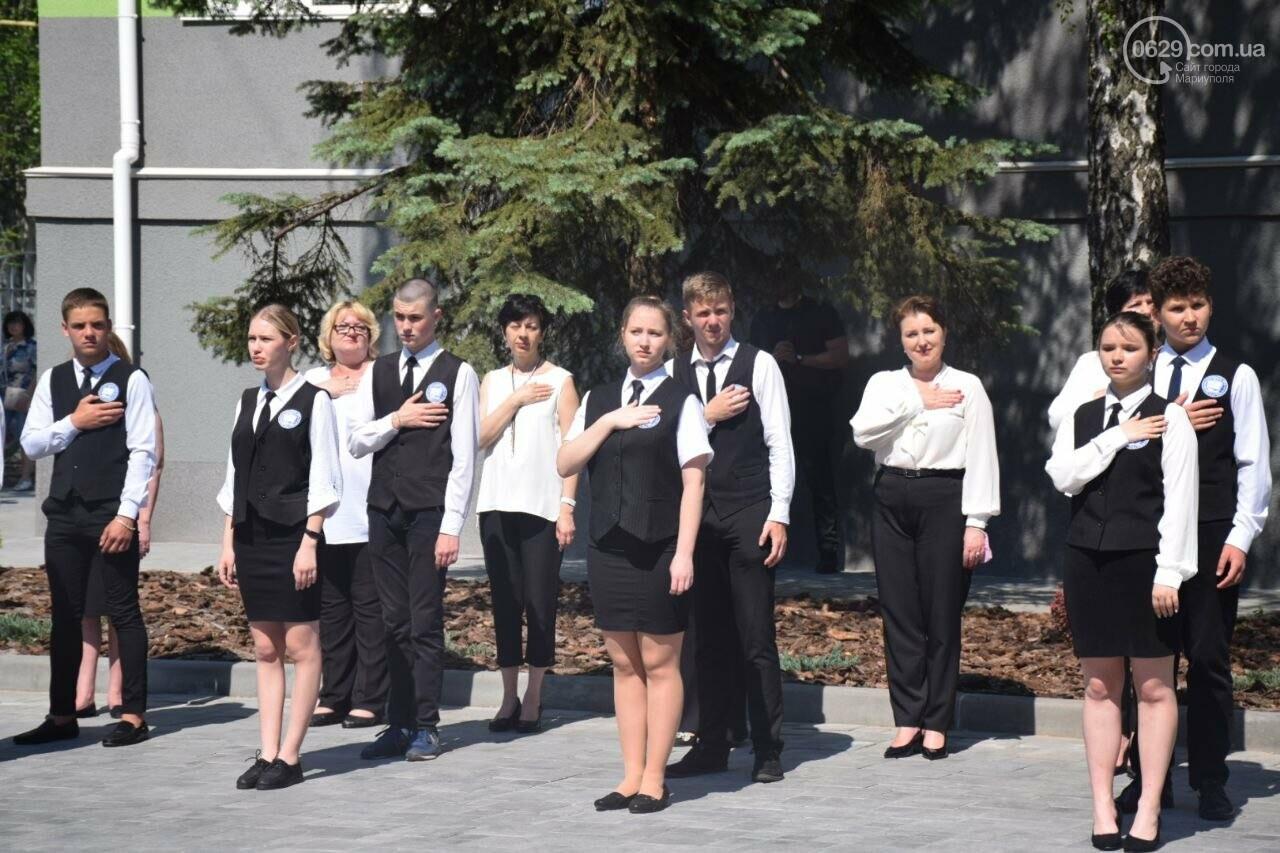 2 года в ремонте. В Мариуполе открыли суперсовременную школу, - ФОТОРЕПОРТАЖ, ВИДЕО, фото-12