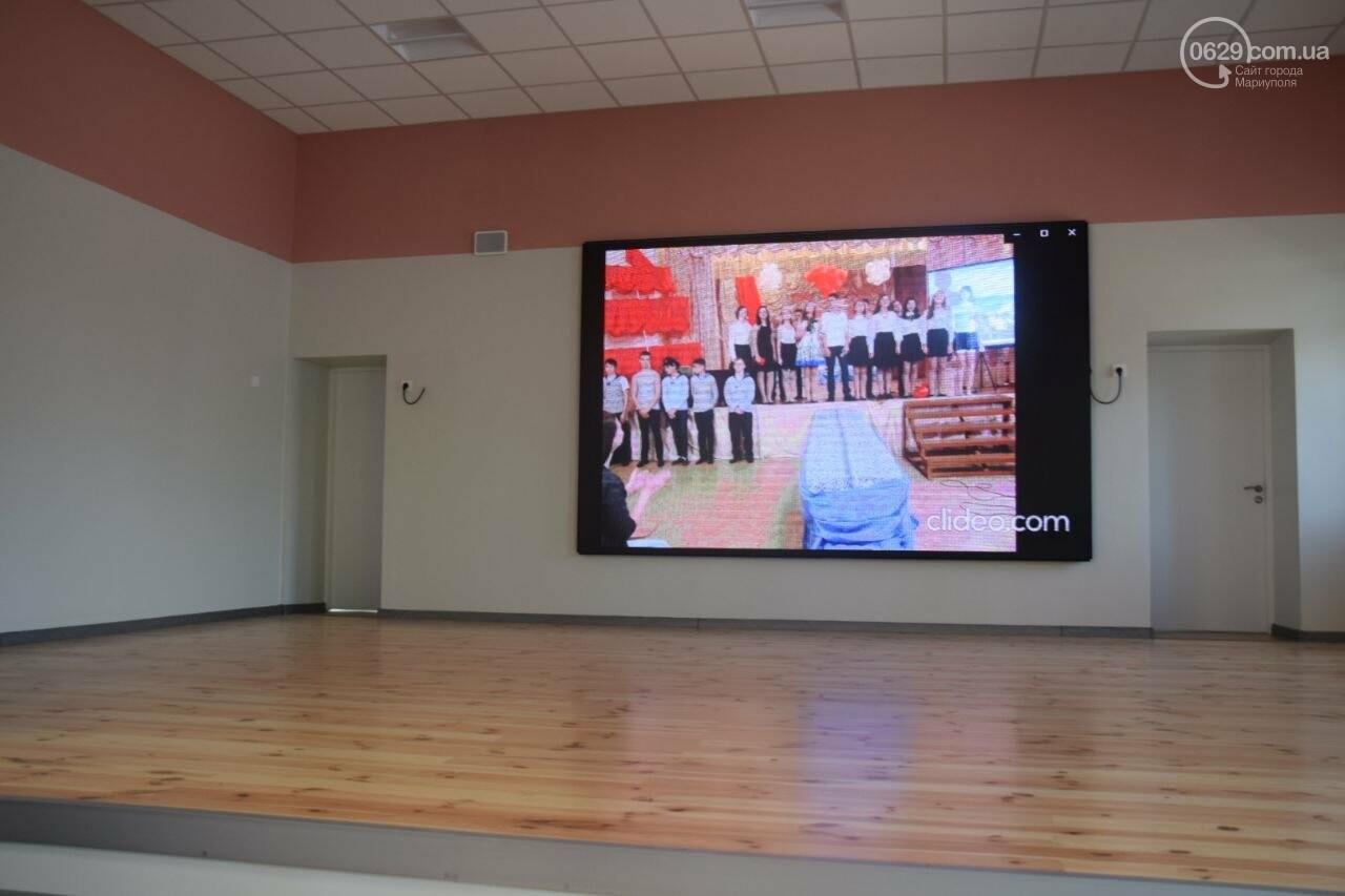 2 года в ремонте. В Мариуполе открыли суперсовременную школу, - ФОТОРЕПОРТАЖ, ВИДЕО, фото-14