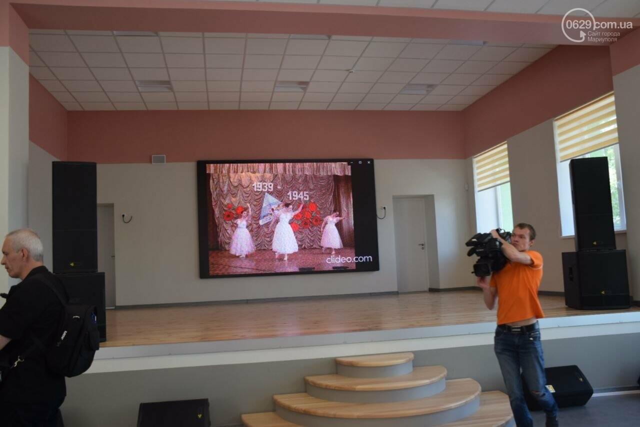 2 года в ремонте. В Мариуполе открыли суперсовременную школу, - ФОТОРЕПОРТАЖ, ВИДЕО, фото-15