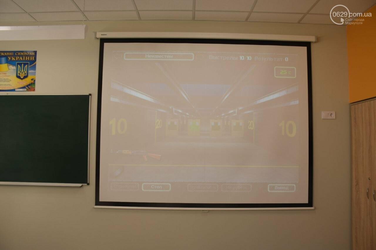 2 года в ремонте. В Мариуполе открыли суперсовременную школу, - ФОТОРЕПОРТАЖ, ВИДЕО, фото-49