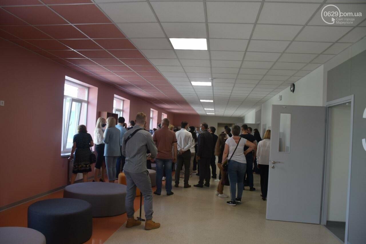 2 года в ремонте. В Мариуполе открыли суперсовременную школу, - ФОТОРЕПОРТАЖ, ВИДЕО, фото-39