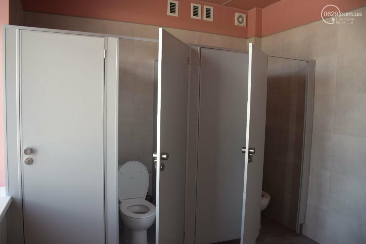 2 года в ремонте. В Мариуполе открыли суперсовременную школу, - ФОТОРЕПОРТАЖ, ВИДЕО, фото-53