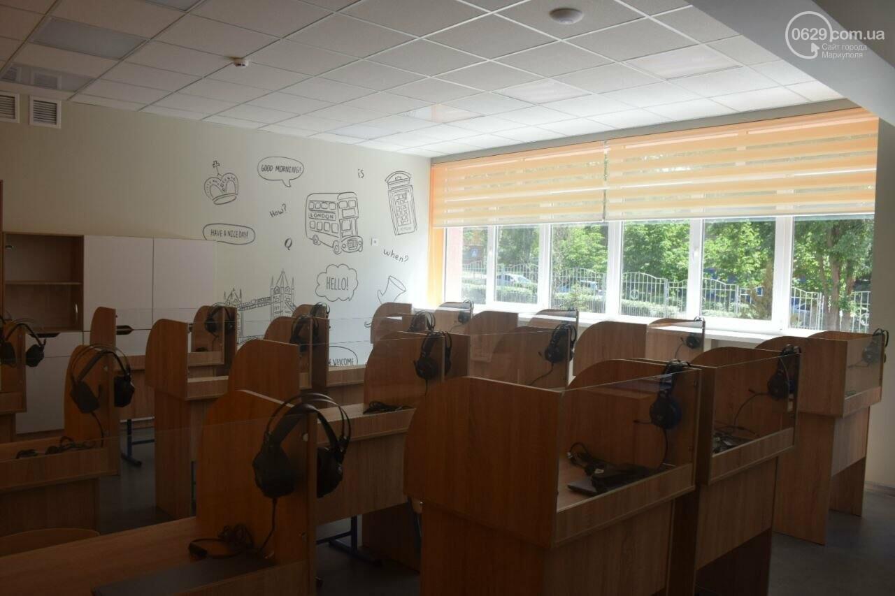 2 года в ремонте. В Мариуполе открыли суперсовременную школу, - ФОТОРЕПОРТАЖ, ВИДЕО, фото-44