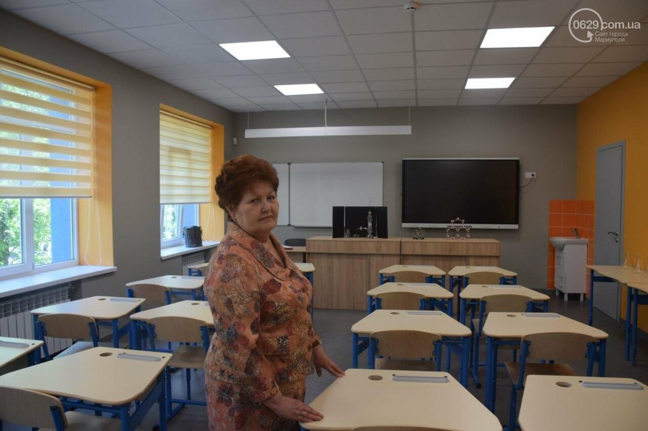 2 года в ремонте. В Мариуполе открыли суперсовременную школу, - ФОТОРЕПОРТАЖ, ВИДЕО, фото-40