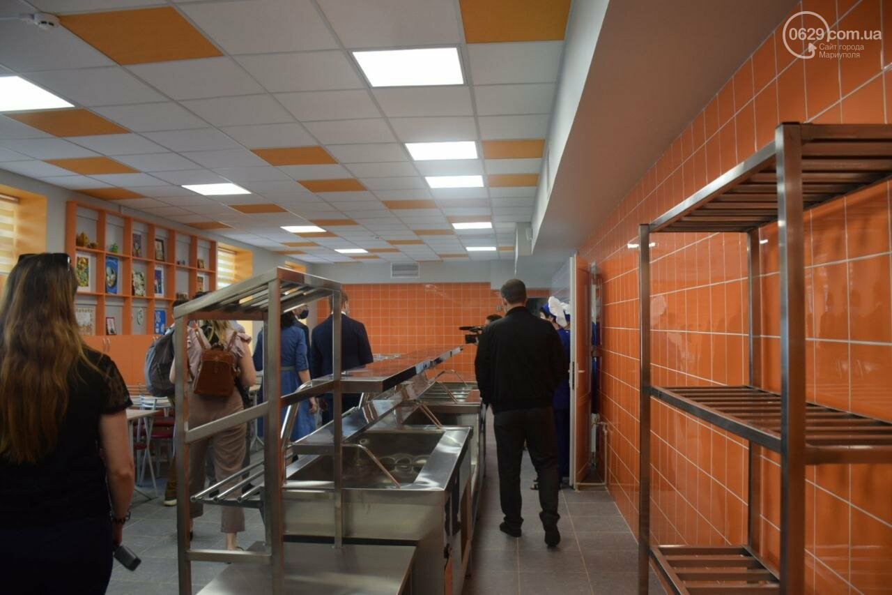 2 года в ремонте. В Мариуполе открыли суперсовременную школу, - ФОТОРЕПОРТАЖ, ВИДЕО, фото-31