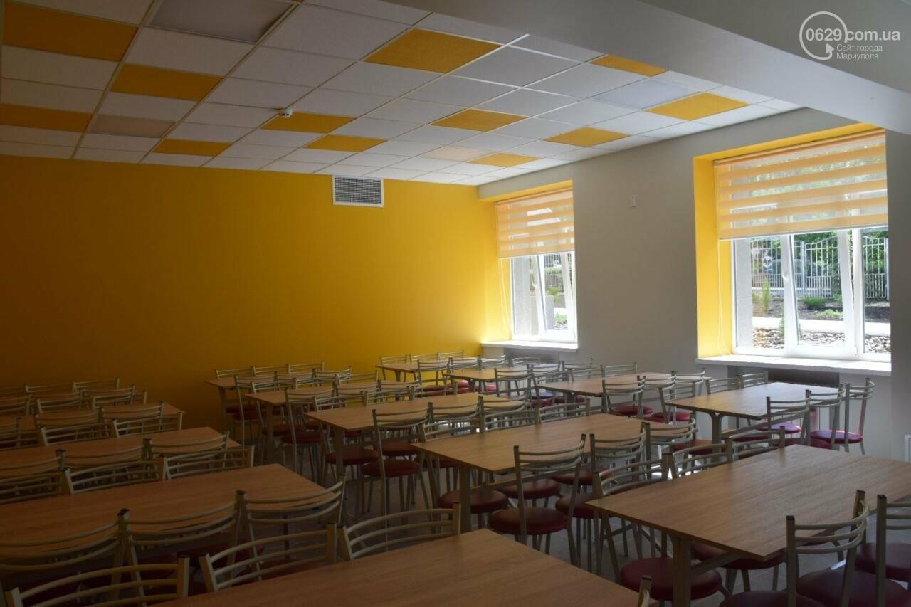 2 года в ремонте. В Мариуполе открыли суперсовременную школу, - ФОТОРЕПОРТАЖ, ВИДЕО, фото-30