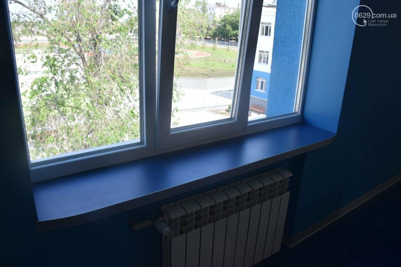 2 года в ремонте. В Мариуполе открыли суперсовременную школу, - ФОТОРЕПОРТАЖ, ВИДЕО, фото-38