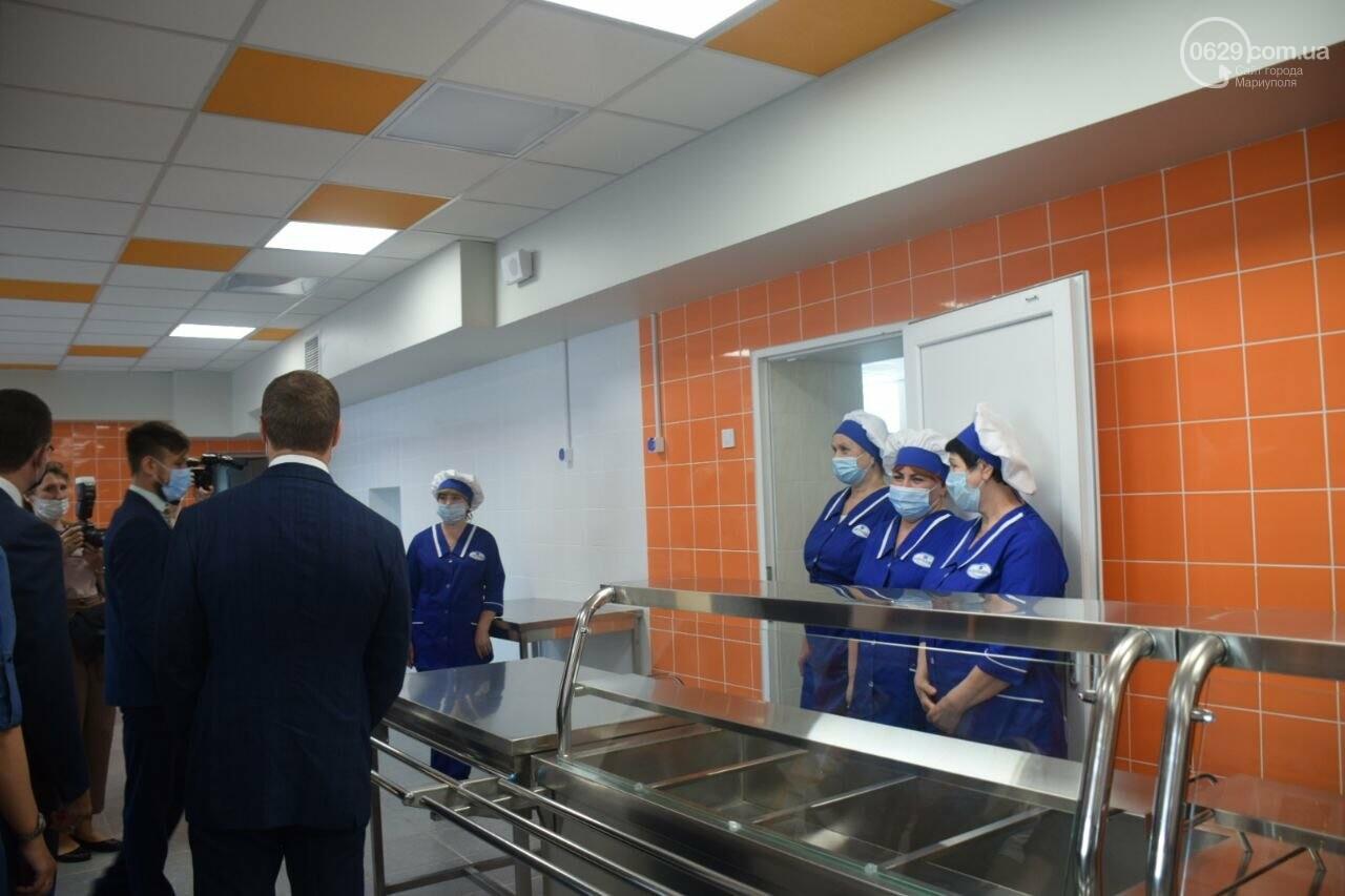 2 года в ремонте. В Мариуполе открыли суперсовременную школу, - ФОТОРЕПОРТАЖ, ВИДЕО, фото-32