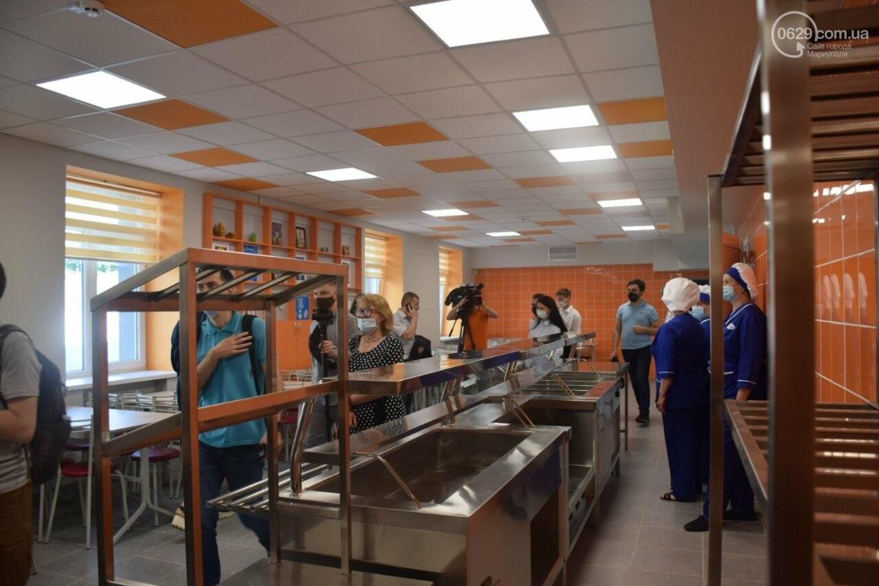 2 года в ремонте. В Мариуполе открыли суперсовременную школу, - ФОТОРЕПОРТАЖ, ВИДЕО, фото-27