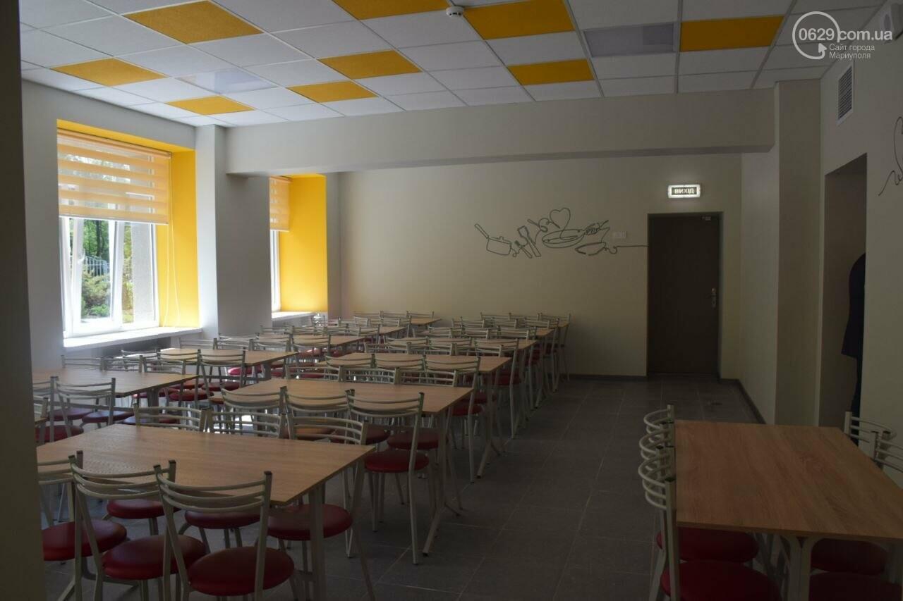 2 года в ремонте. В Мариуполе открыли суперсовременную школу, - ФОТОРЕПОРТАЖ, ВИДЕО, фото-28