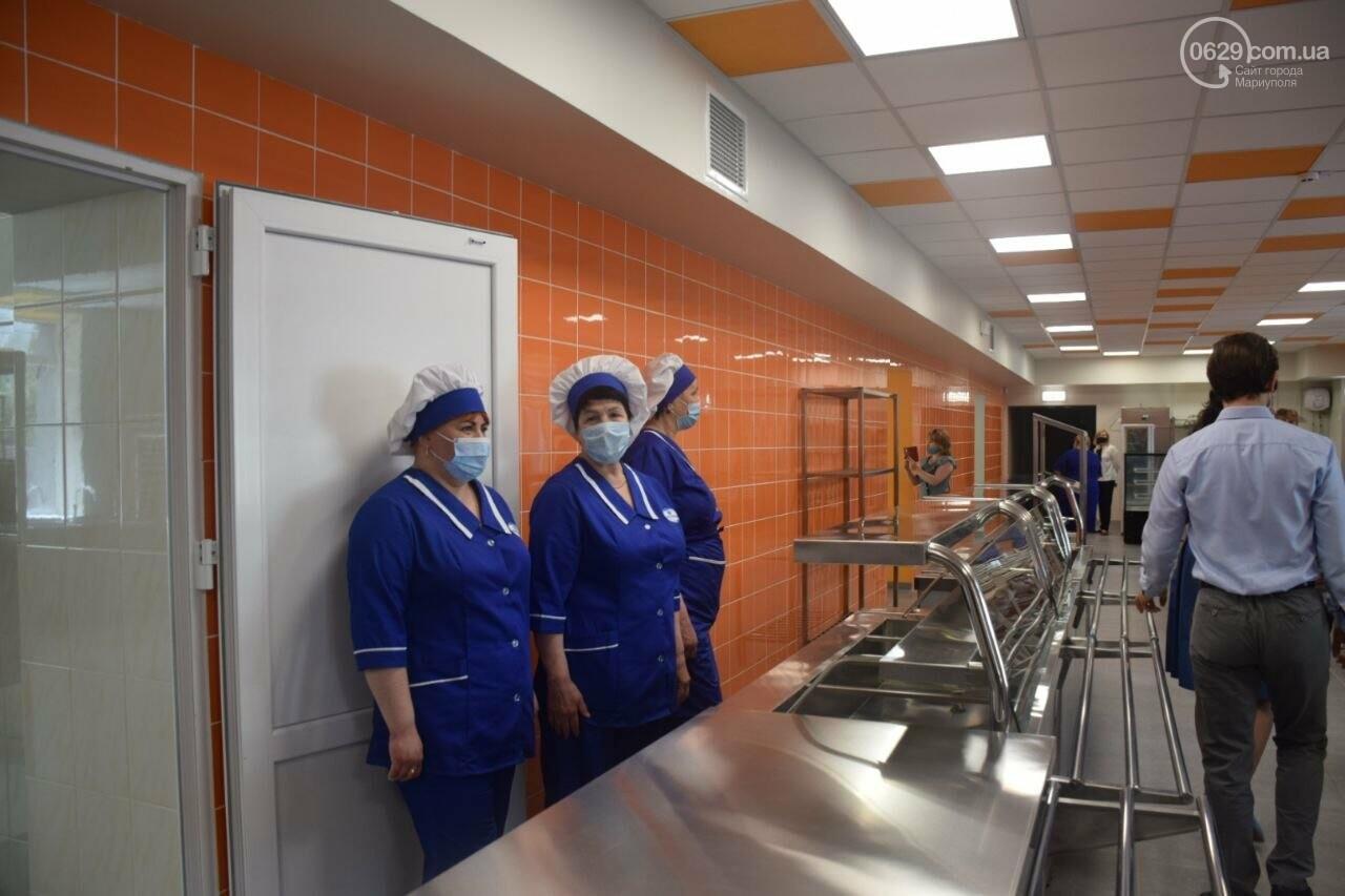 2 года в ремонте. В Мариуполе открыли суперсовременную школу, - ФОТОРЕПОРТАЖ, ВИДЕО, фото-26