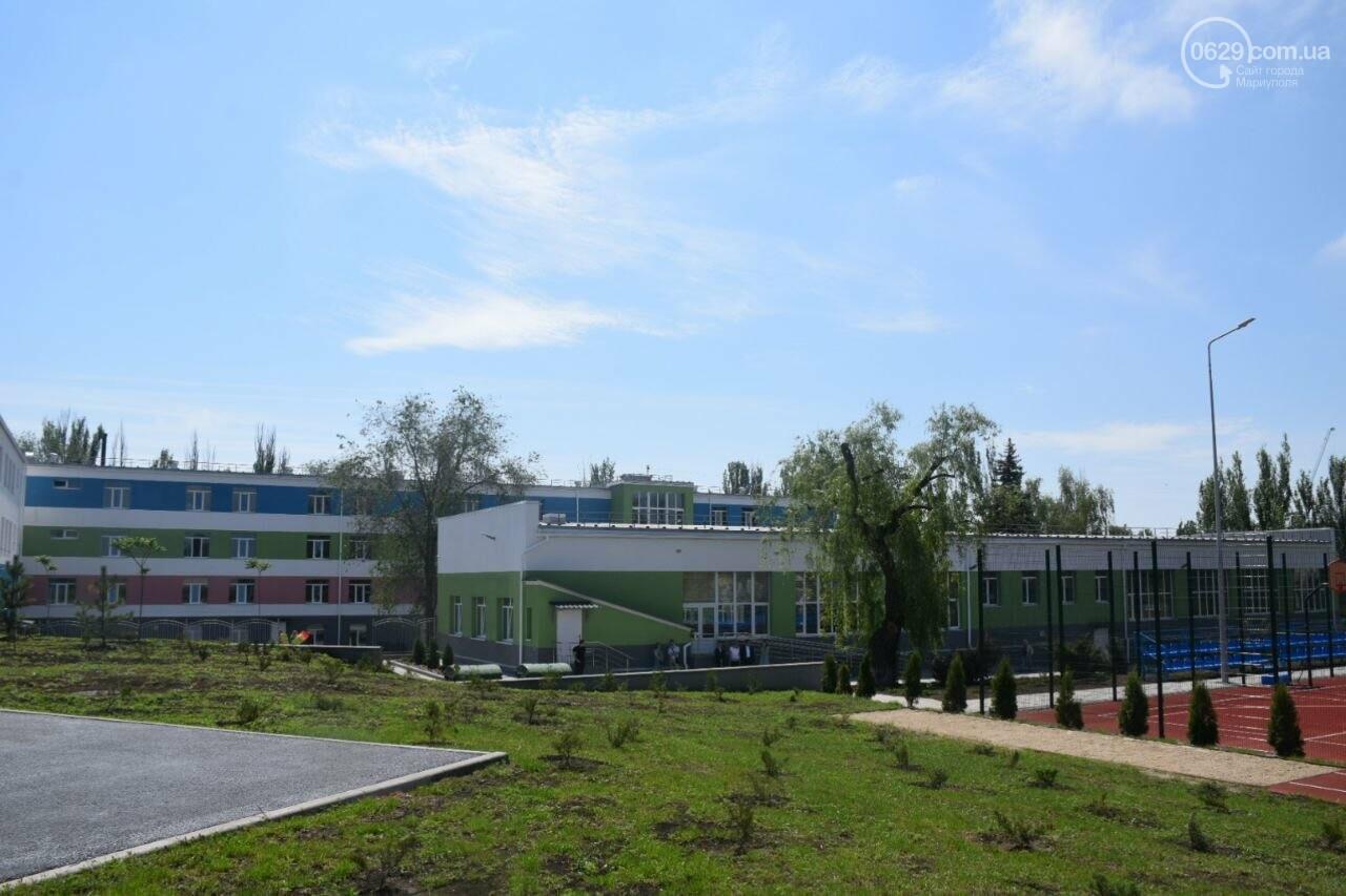 2 года в ремонте. В Мариуполе открыли суперсовременную школу, - ФОТОРЕПОРТАЖ, ВИДЕО, фото-60