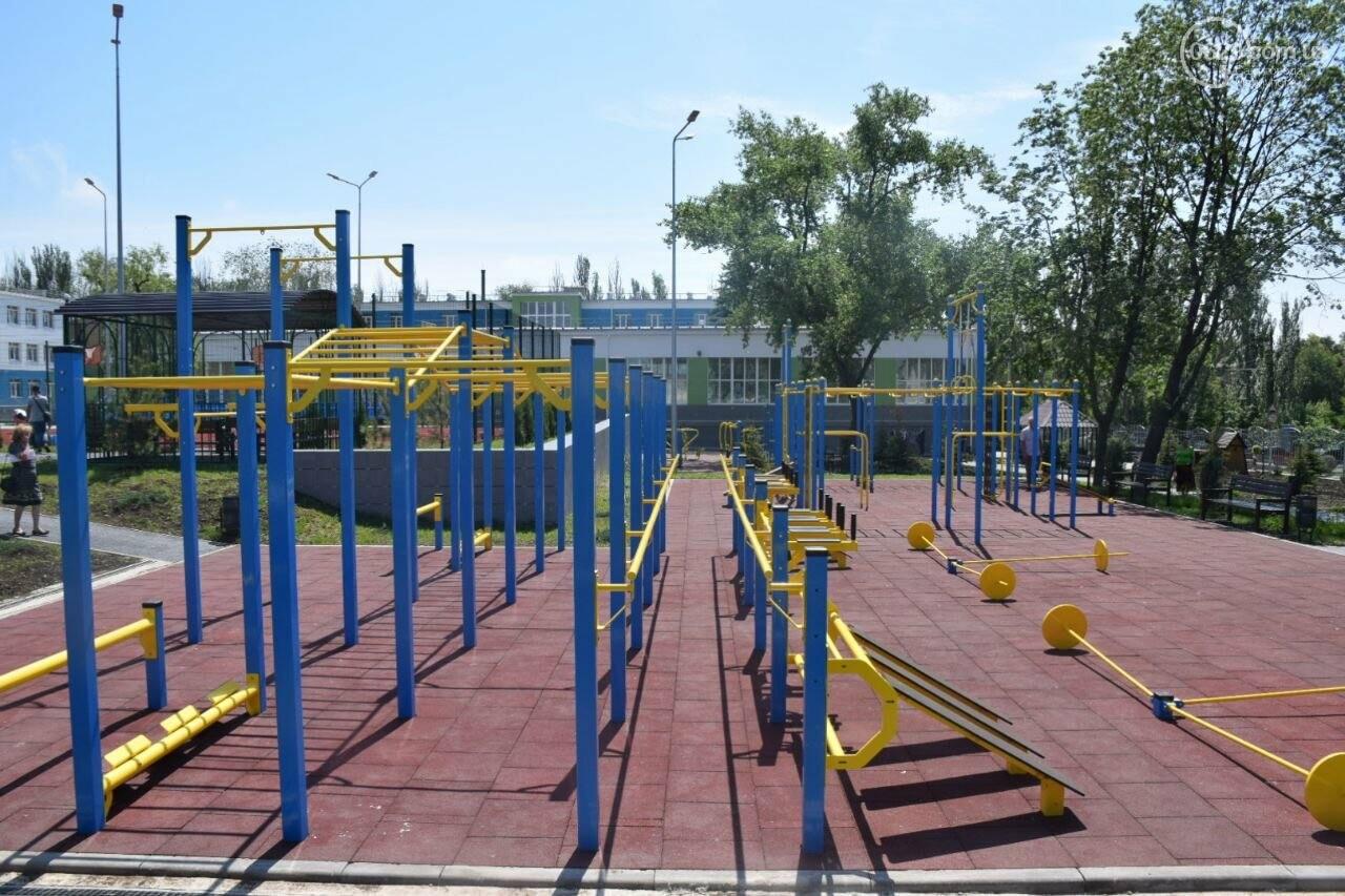2 года в ремонте. В Мариуполе открыли суперсовременную школу, - ФОТОРЕПОРТАЖ, ВИДЕО, фото-67