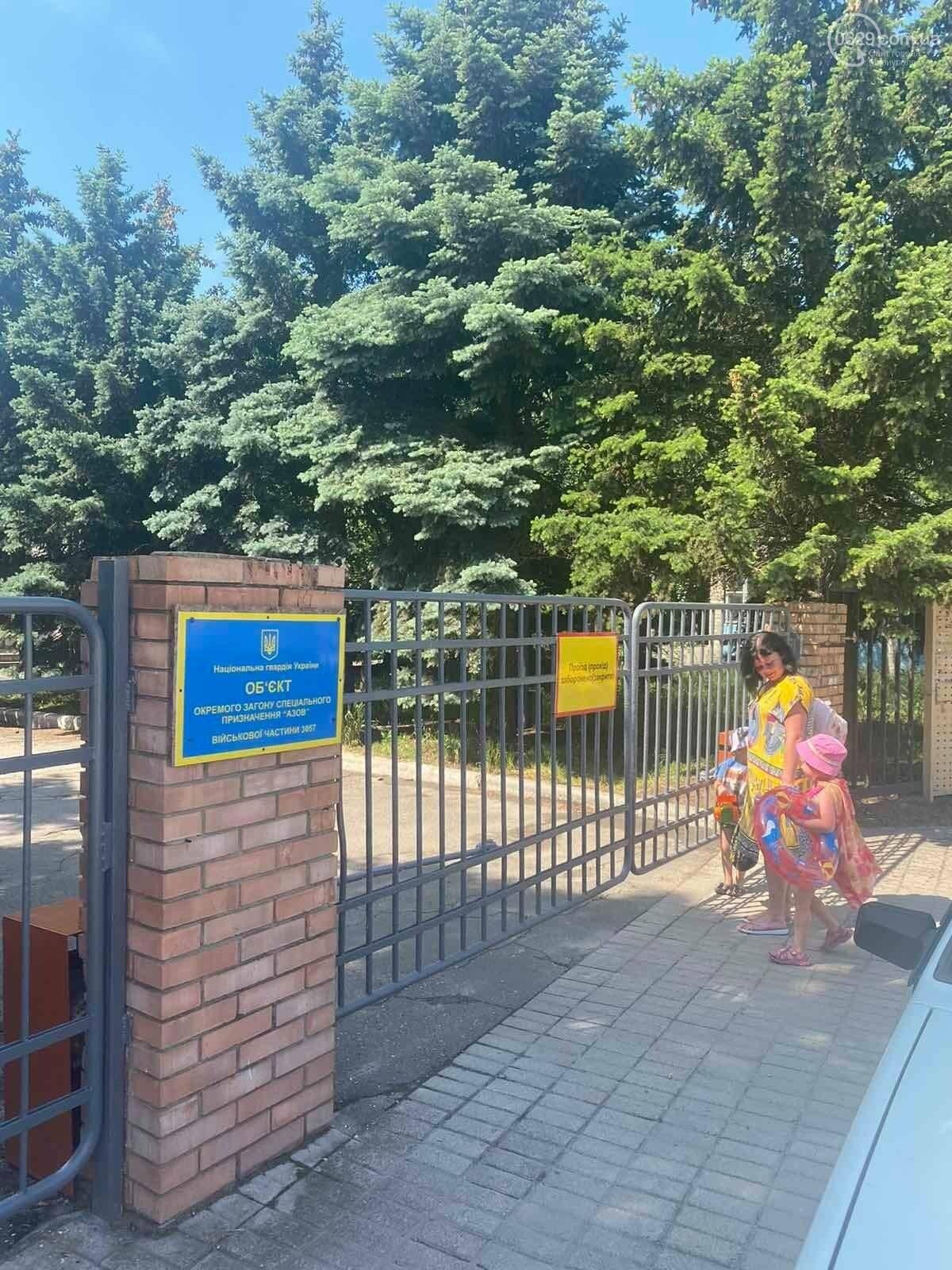 Жители Урзуфа потребовали открыть проход к морю, - ФОТО, фото-2