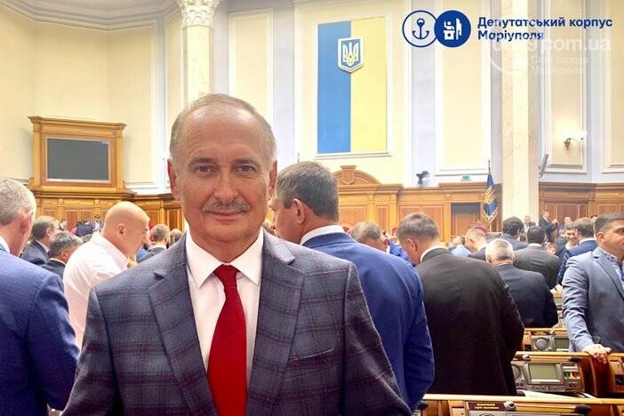 Мариупольский нардеп Сергей Магера стал одним из самых богатых депутатов, арендующих жилье за государственный счет, фото-1