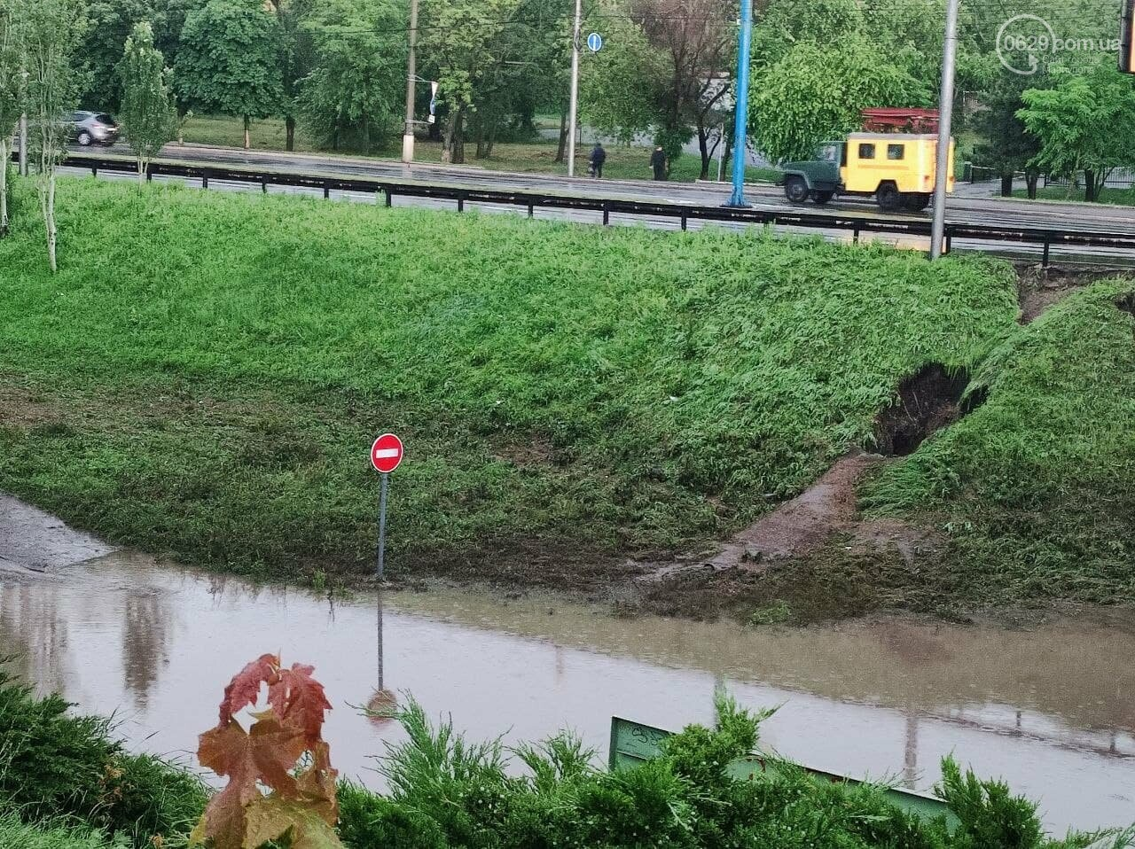 Потоп на улице Громовой. Водолазы опускаются на дно искусственного озера, - ФОТО, ВИДЕО, фото-2