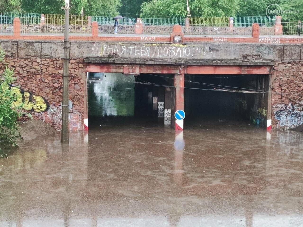 Потоп на улице Громовой. Водолазы опускаются на дно искусственного озера, - ФОТО, ВИДЕО, фото-3