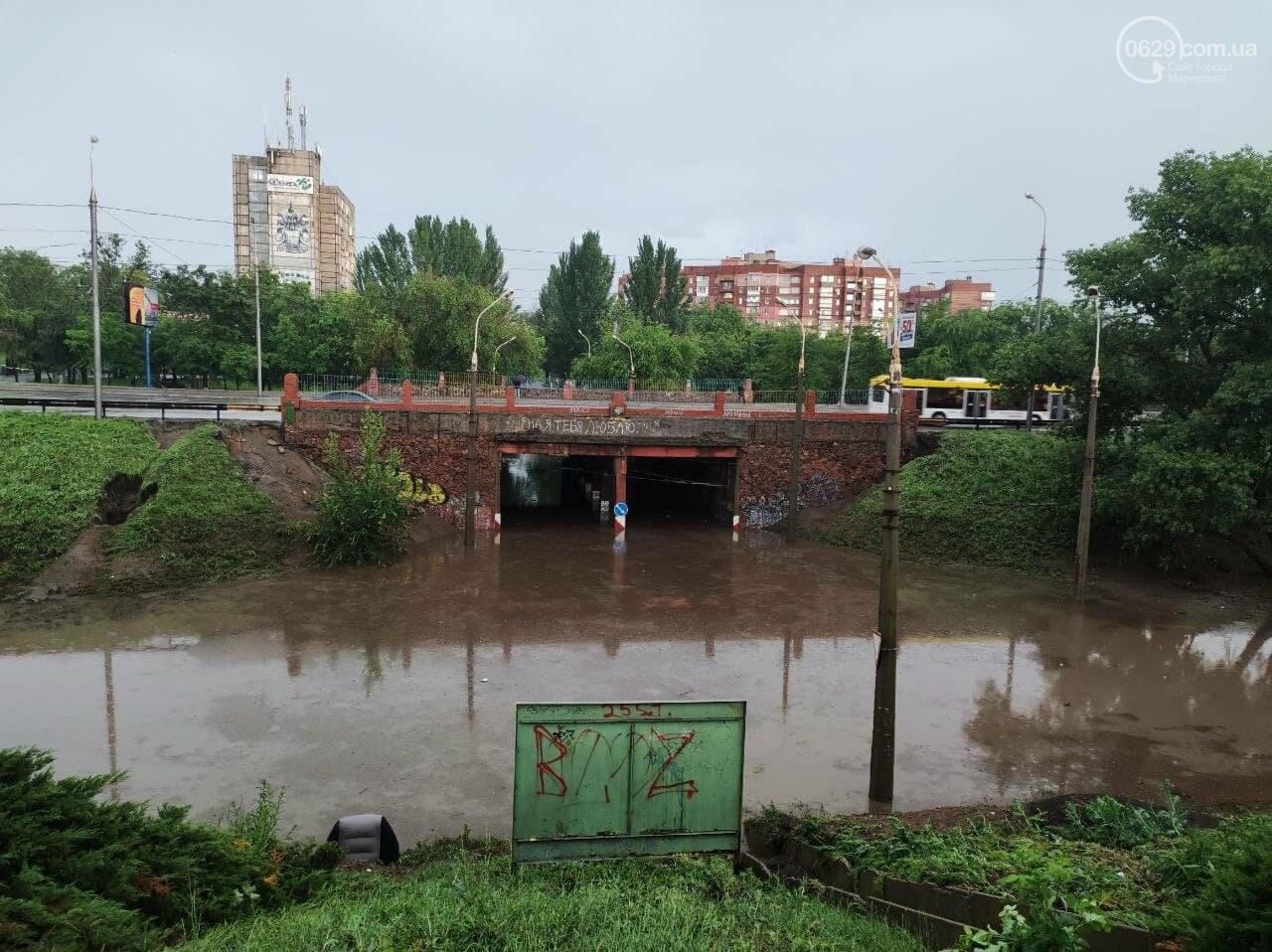 Потоп на улице Громовой. Водолазы опускаются на дно искусственного озера, - ФОТО, ВИДЕО, фото-4