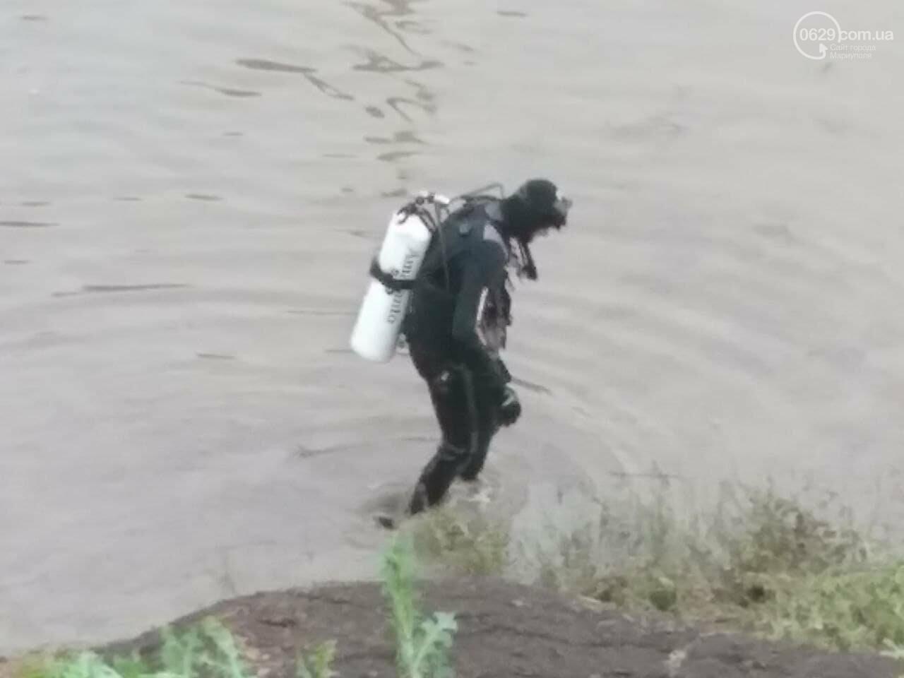 Потоп на улице Громовой. Водолазы опускаются на дно искусственного озера, - ФОТО, ВИДЕО, фото-10