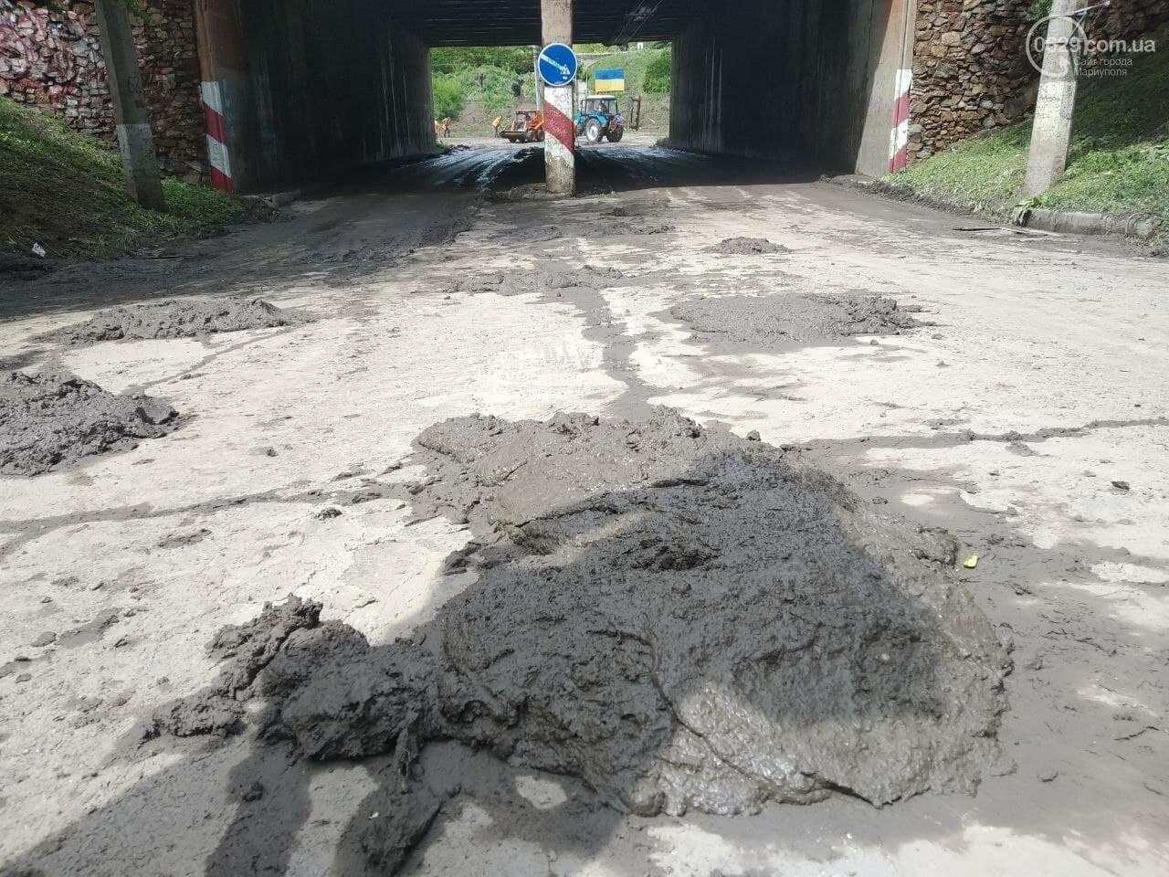 Там, где вчера бушевала стихия. Как сегодня выглядят четыре самых проблемных точки в Мариуполе, больше других пострадавшие от ливня, - ФОТ..., фото-7
