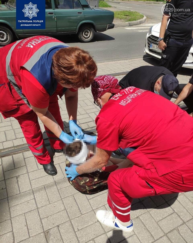 На вулиці Куїнджі машина збила дитину, - ФОТО, фото-1
