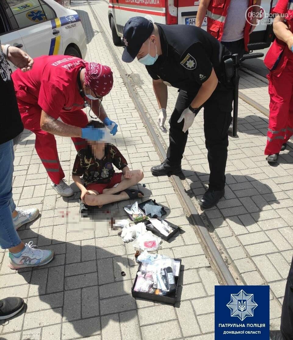 На вулиці Куїнджі машина збила дитину, - ФОТО, фото-2