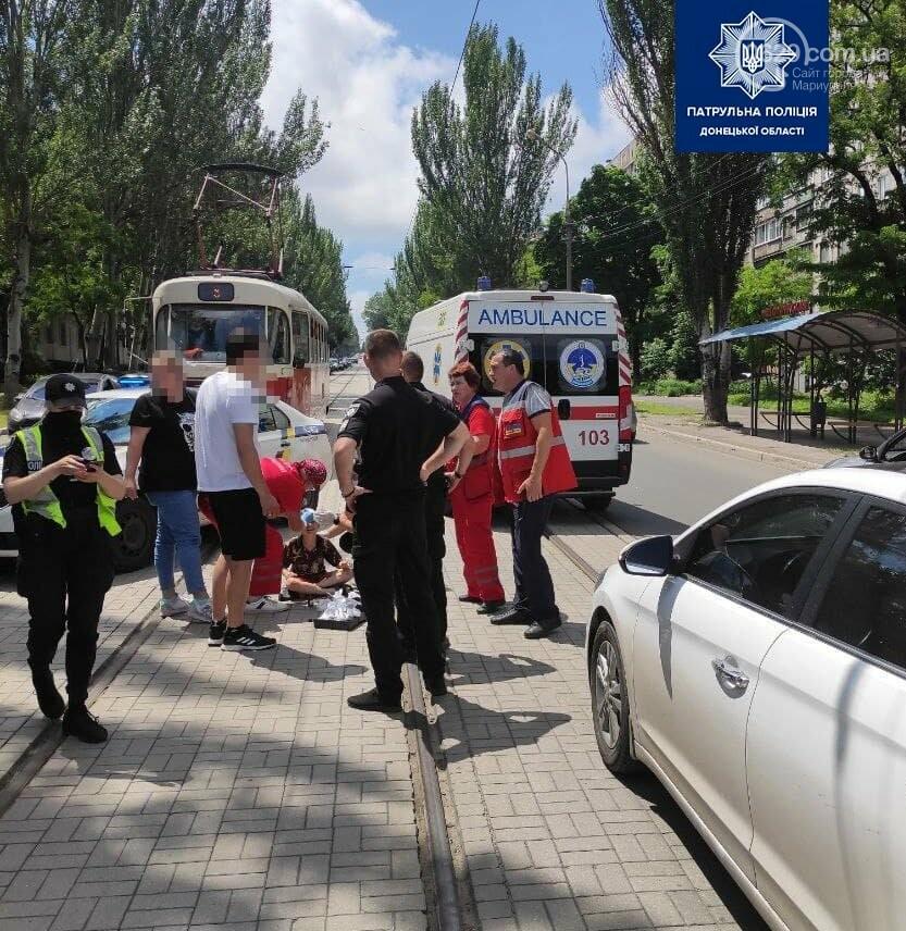 На вулиці Куїнджі машина збила дитину, - ФОТО, фото-3