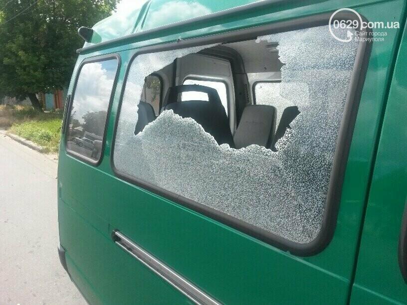7 лет со дня трагедии: колонну пограничников расстреляли на пост-мосту в Мариуполе, фото-2