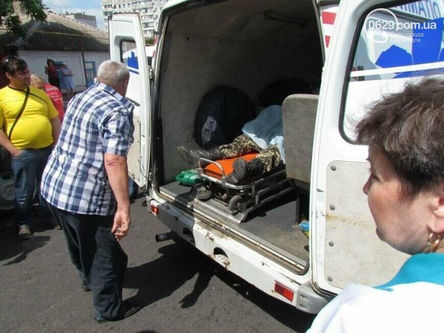 7 лет со дня трагедии: колонну пограничников расстреляли на пост-мосту в Мариуполе, фото-7