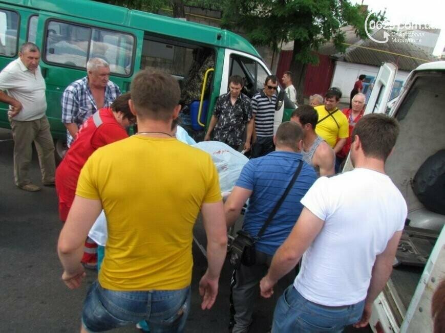 7 лет со дня трагедии: колонну пограничников расстреляли на пост-мосту в Мариуполе, фото-8