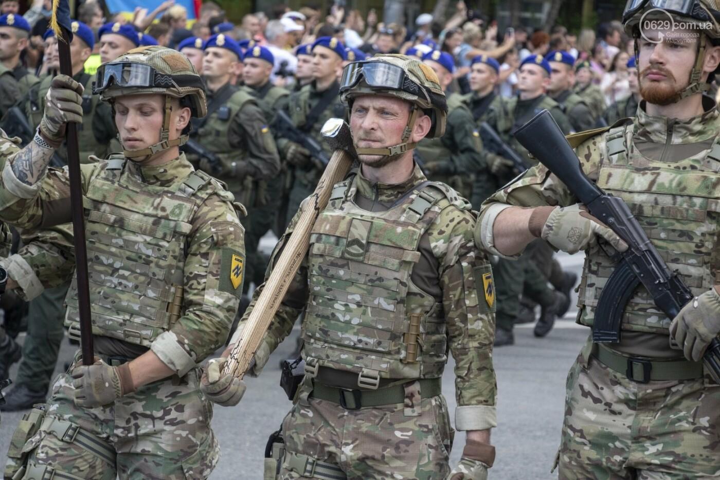 Без мэра. Как прошла в Мариуполе 7-я годовщина освобождения города от террористов и сепаратистов, - ФОТОРЕПОРТАЖ, фото-22