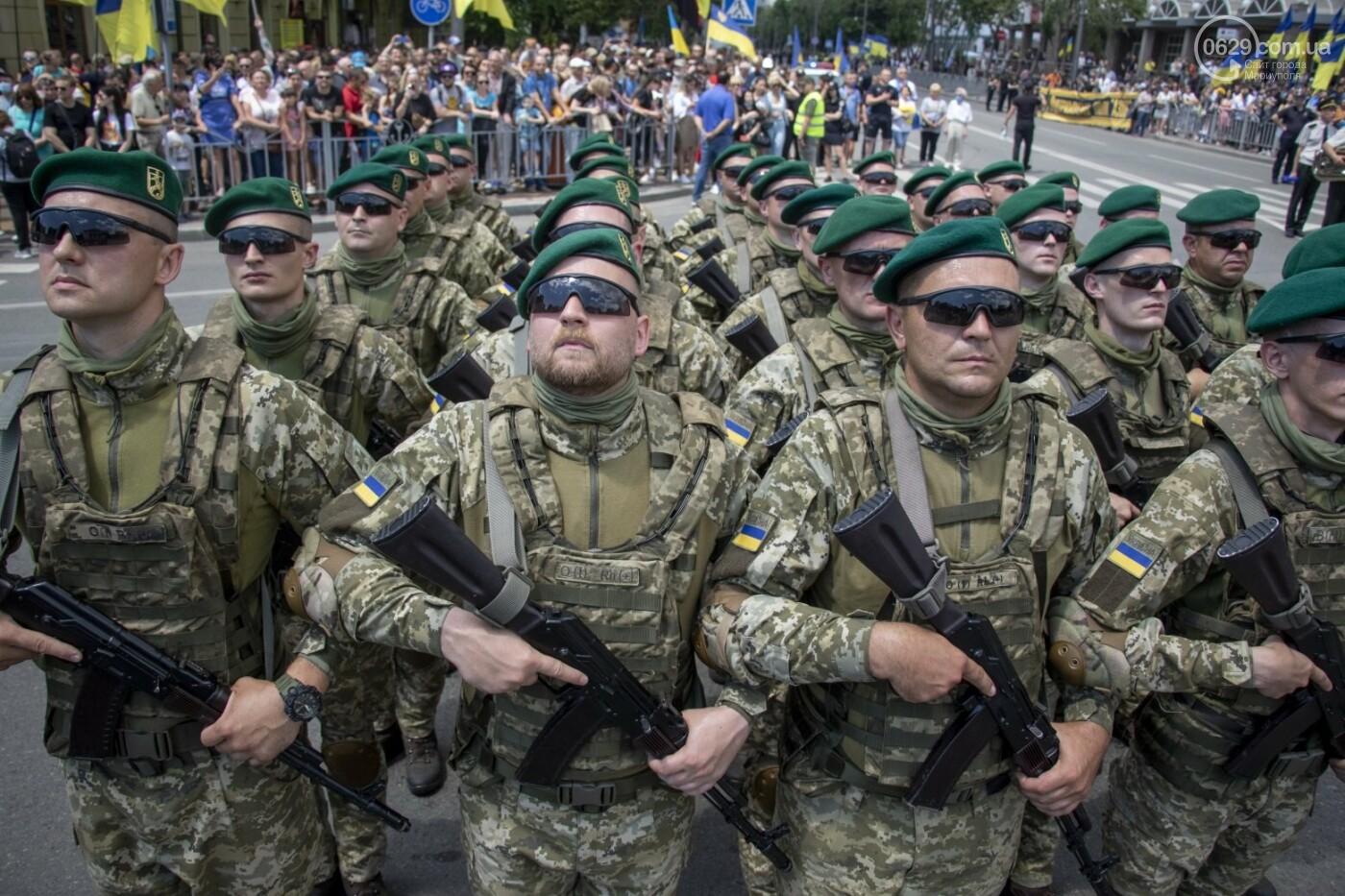 Без мэра. Как прошла в Мариуполе 7-я годовщина освобождения города от террористов и сепаратистов, - ФОТОРЕПОРТАЖ, фото-30