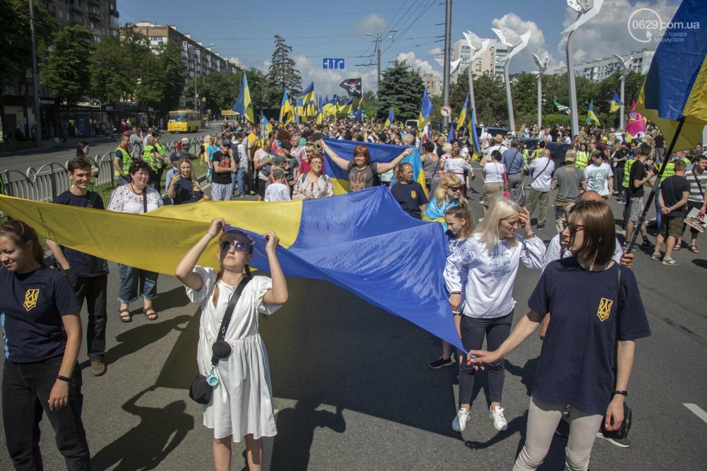Без мэра. Как прошла в Мариуполе 7-я годовщина освобождения города от террористов и сепаратистов, - ФОТОРЕПОРТАЖ, фото-44