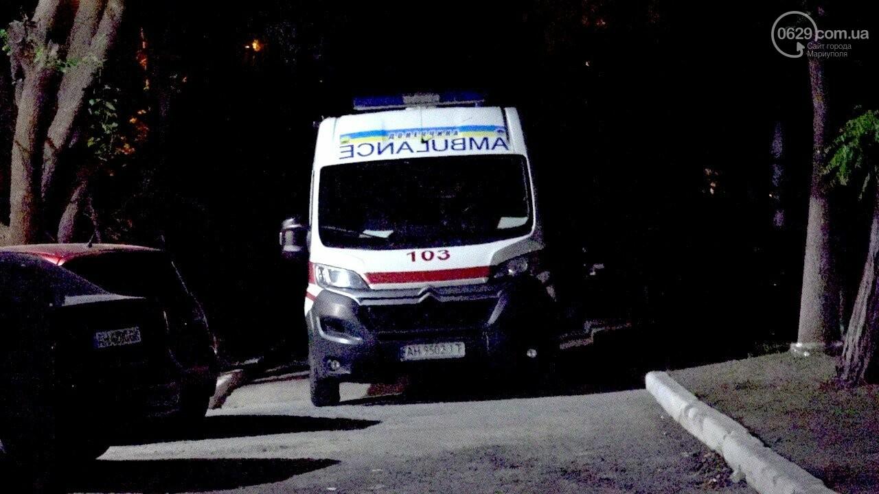 Люди выбегали из дома в одних трусах. В Мариуполе ночью горела квартира в многоэтажке, - ФОТО, фото-7
