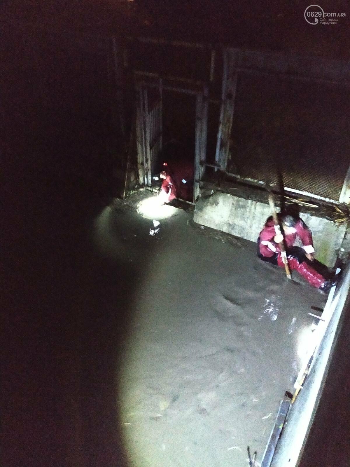 Вода сошла! Как утром после ливня выглядят очаги подтопления в Мариуполе, - ФОТО, фото-7