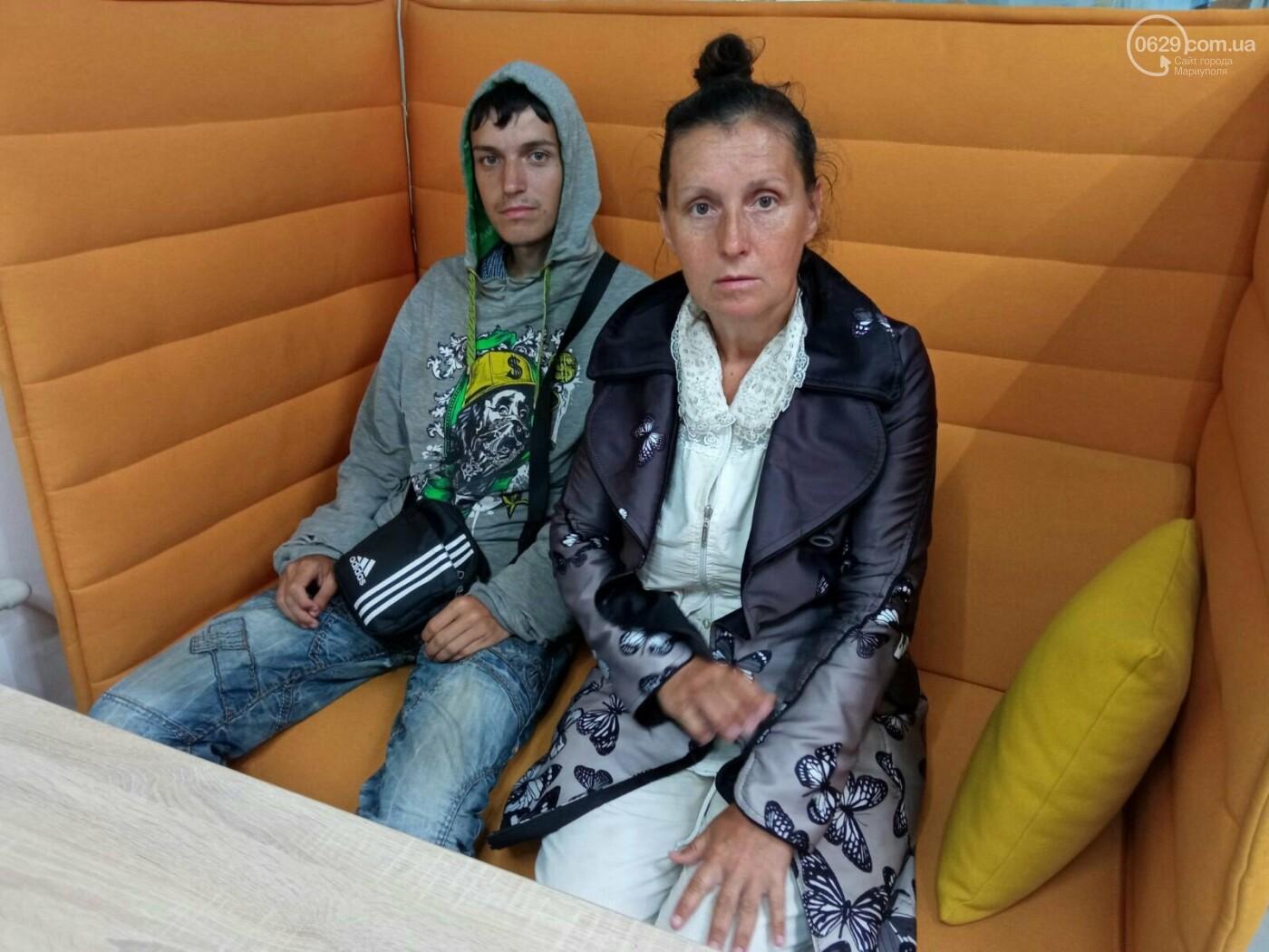 """""""Идти нам некуда"""". Мариупольчанка с сыном 10 дней ночует на улице, - ФОТО , фото-1"""