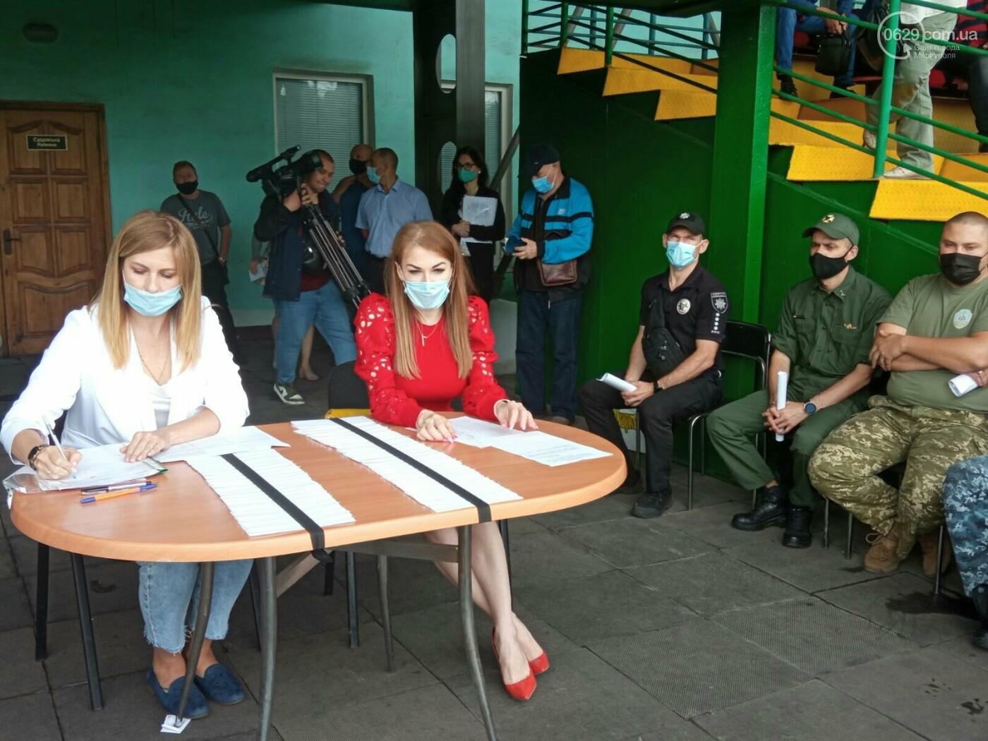 В Мариуполе участники АТО получили земельные участки, - ФОТОРЕПОРТАЖ , фото-2
