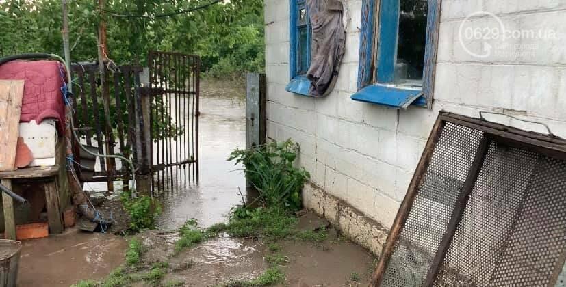 Под Мариуполем прорвало плотину.  Какой ущерб нанесла большая вода,- ВИДЕО, фото-9