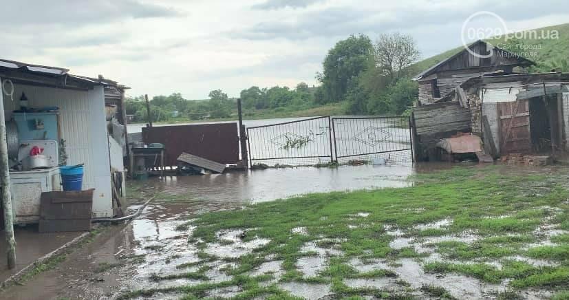 Под Мариуполем прорвало плотину.  Какой ущерб нанесла большая вода,- ВИДЕО, фото-10