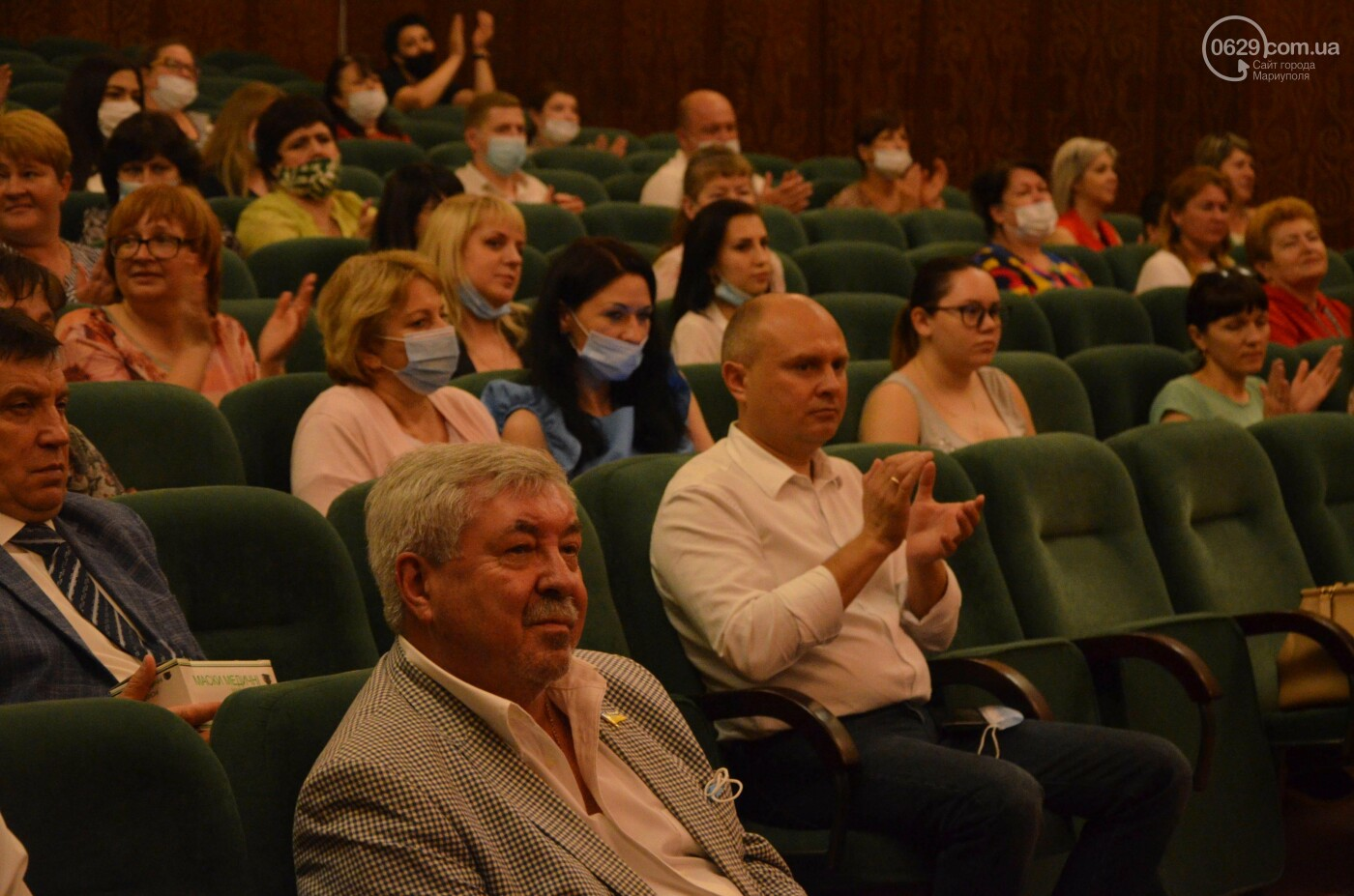 В Мариуполе поздравили людей, спасающих жизни, - ФОТО, фото-7
