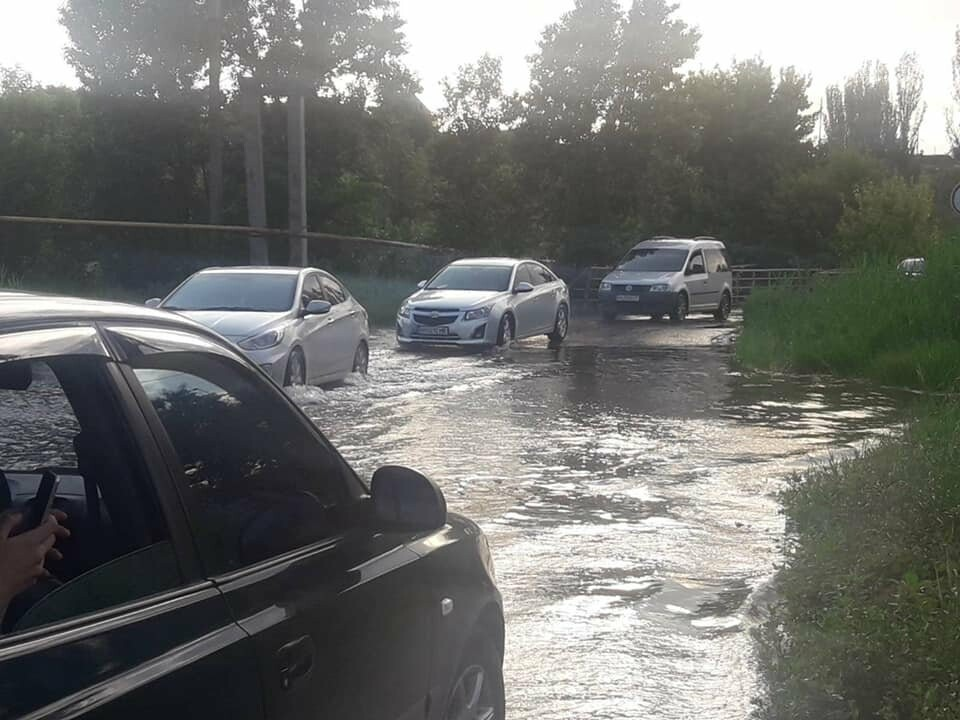 Затопленные Тополиная, мост в Старом Крыму. Какие последствия принес разгул стихии,- ФОТО, ВИДЕО, фото-4