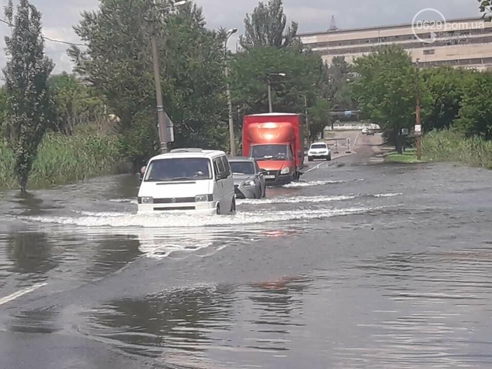 Затопленные Тополиная, мост в Старом Крыму. Какие последствия принес разгул стихии,- ФОТО, ВИДЕО, фото-2